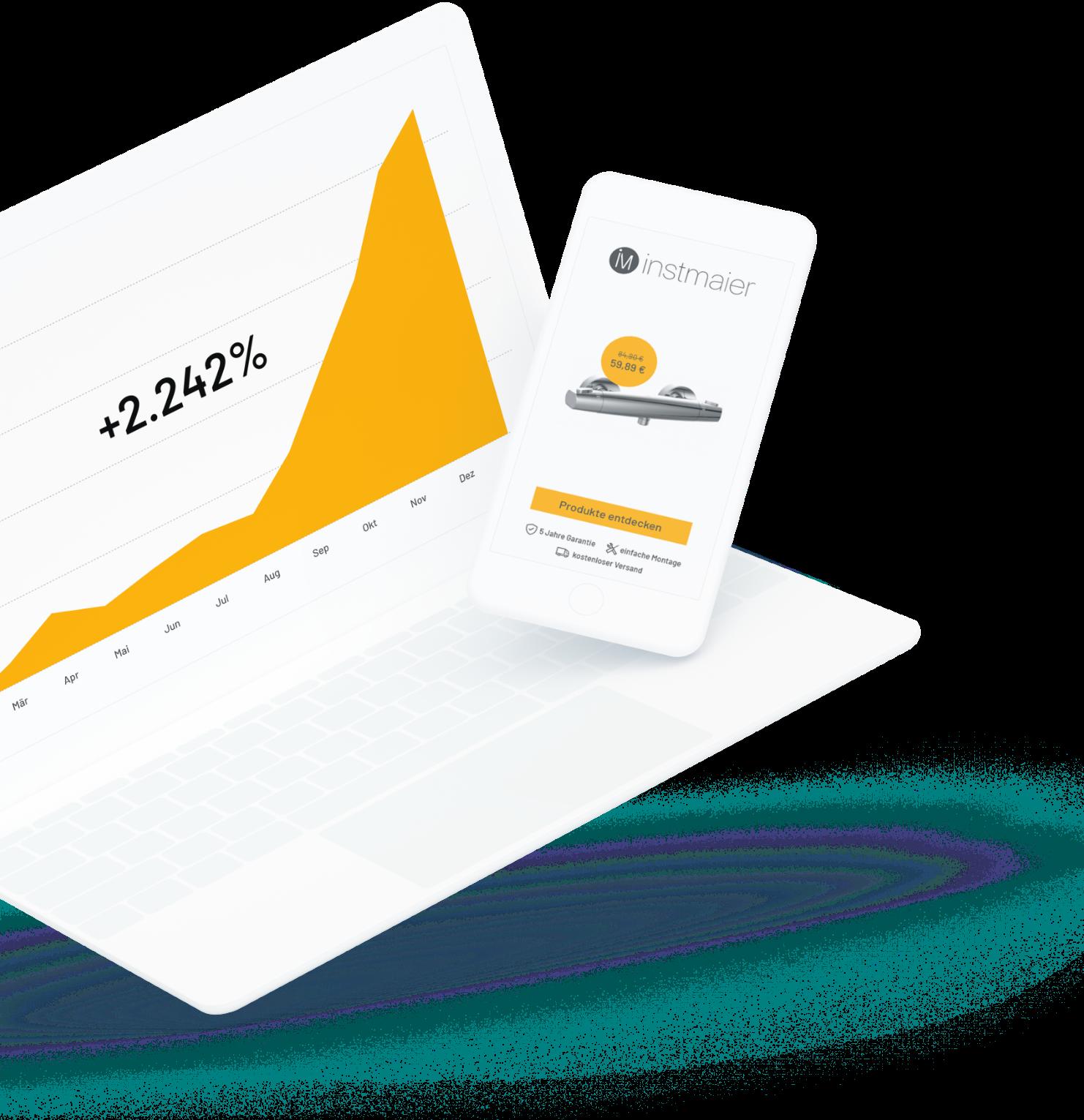 onlineshop-umsatz